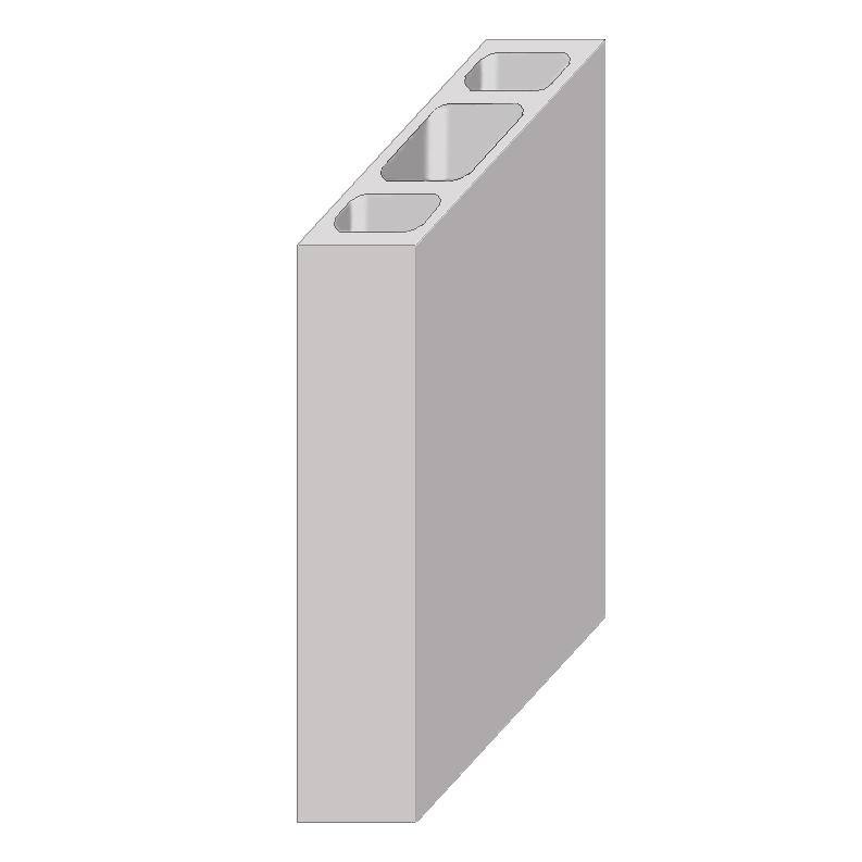 Вентиляционные блоки (вентблоки) гипсобетонные